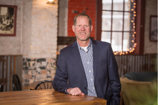 John Ohlin - President Deerwood Bank