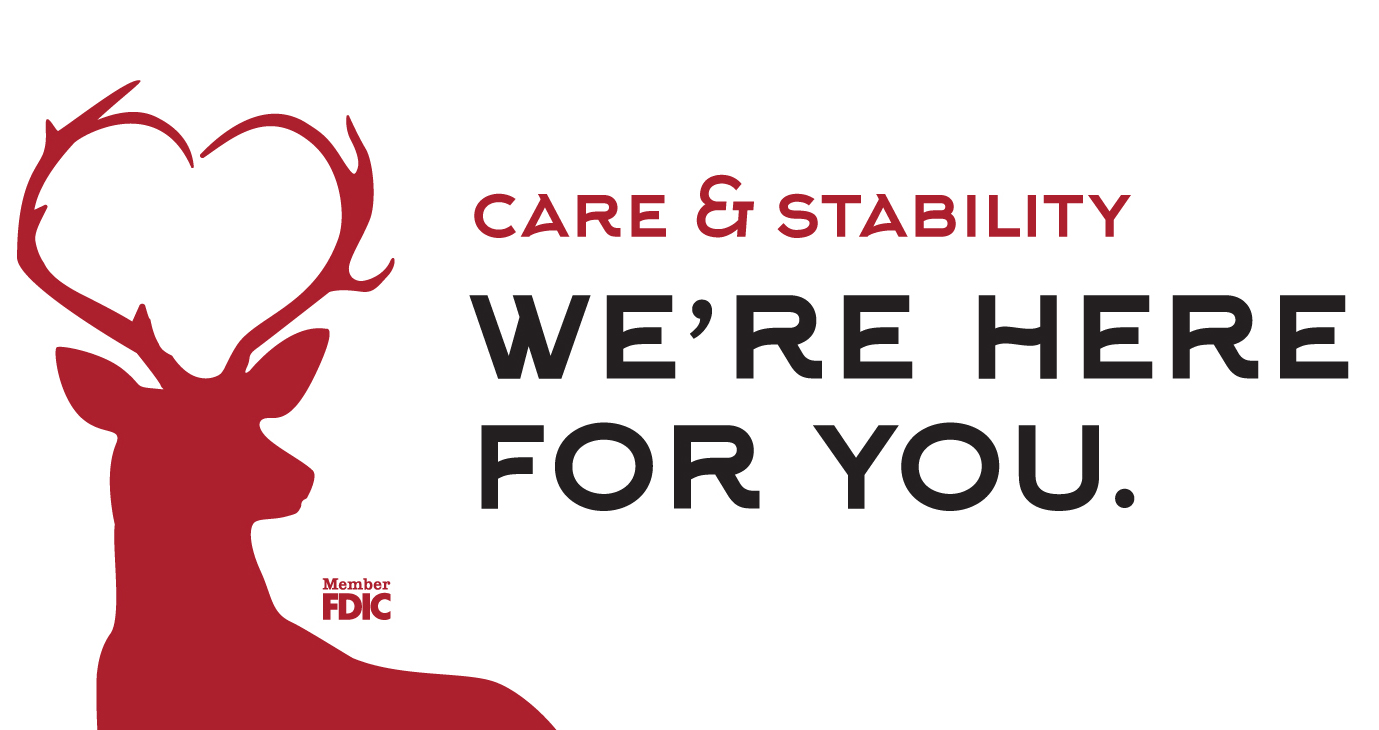 Care and Stability, we're here for you