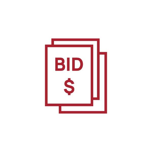 Costs, Bids, and Sworn Construction Statement