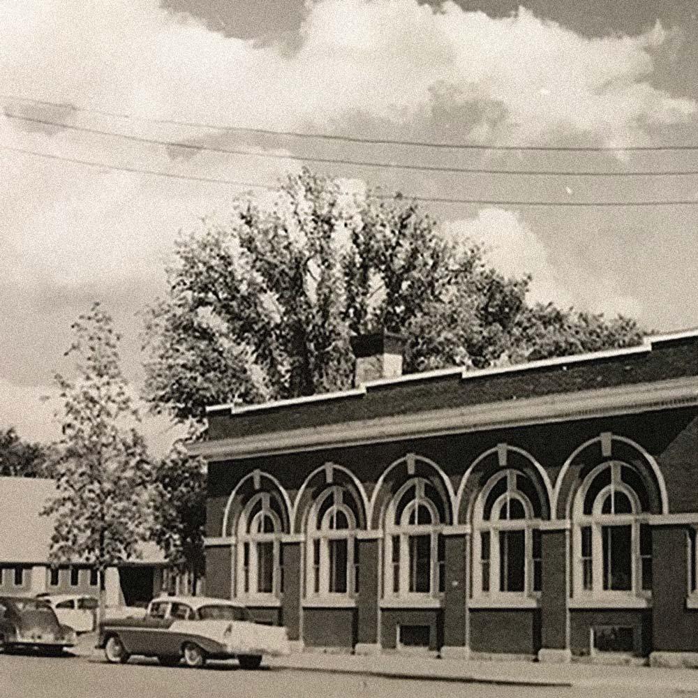 Deerwood Bank in the 50s