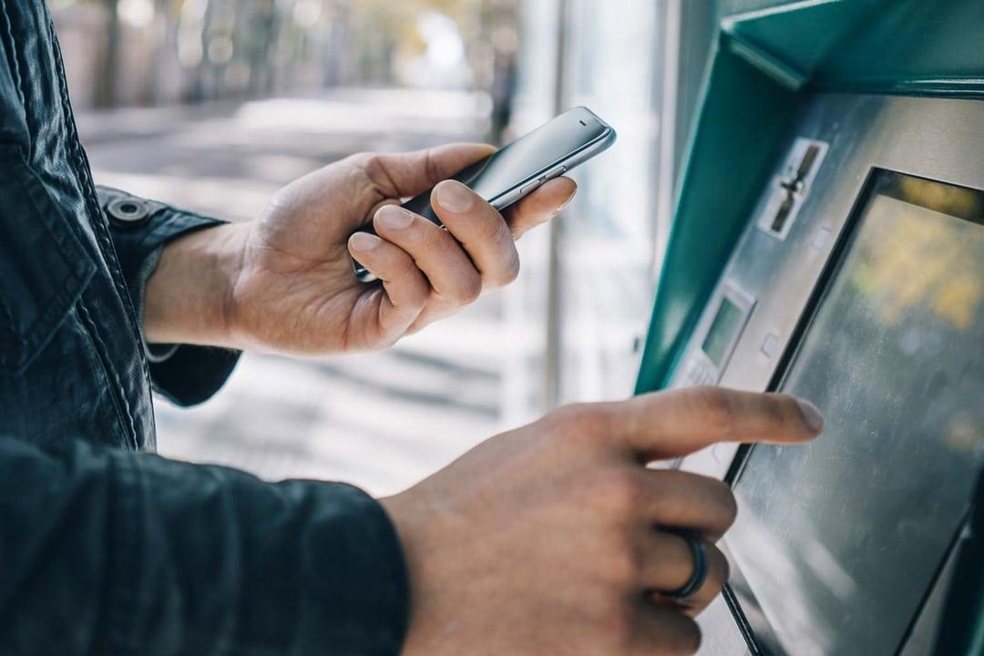 Locate an ATM