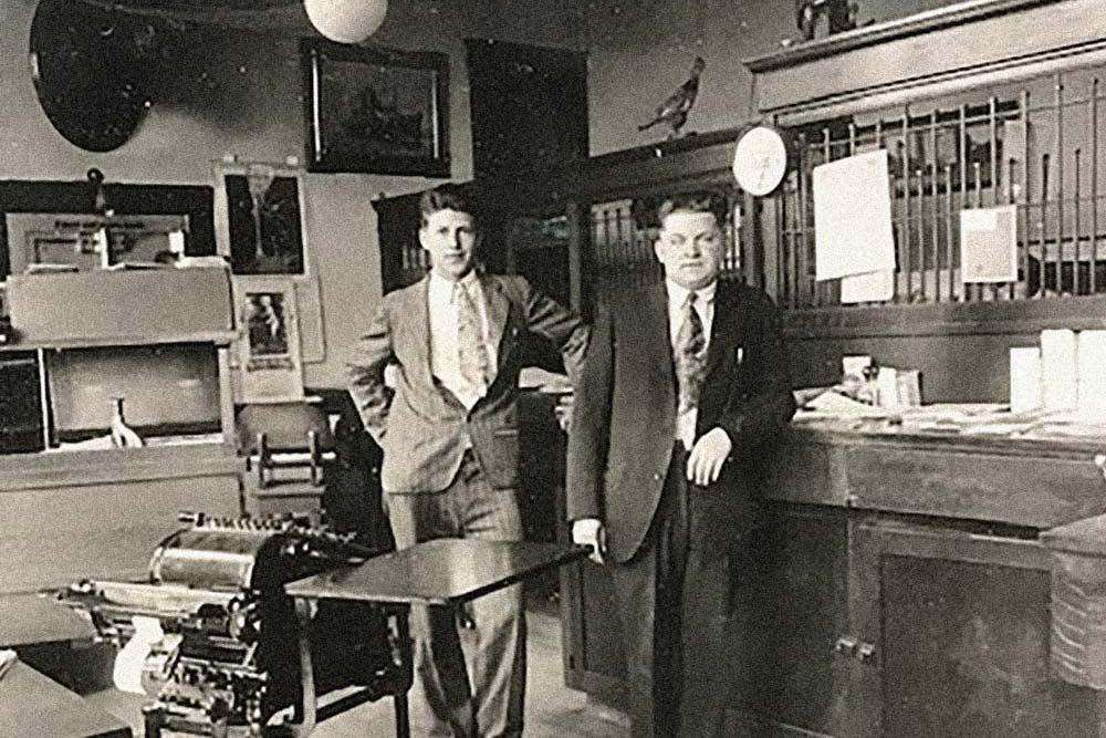 Historical Image of Deerwood Bank
