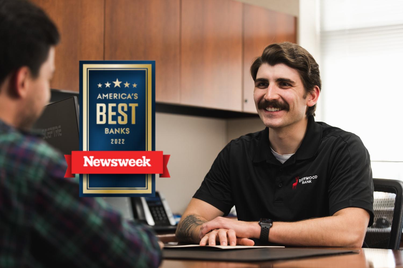 Deerwood Bank Named Newsweek's Best Small Bank in Minnesota